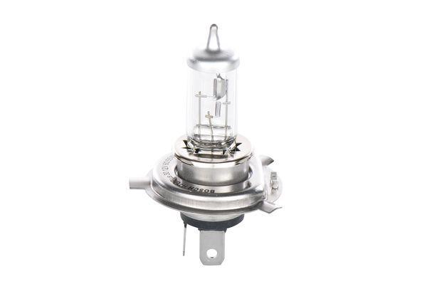 Bulb, spotlight 1 987 301 002 BOSCH 12V6055WH4Plus30 original quality