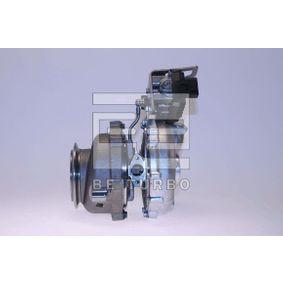 Turbocompresor y Piezas BMW X5 (E70) 3.0 d de Año 02.2007 235 CV: Turbocompresor, sobrealimentación (128052) para de BU