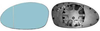 Side Mirror Glass VAN WEZEL 0657837 5410909430344