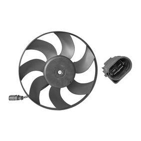 Вентилатор, охлаждане на двигателя 5894744 Golf 5 (1K1) 1.9 TDI Г.П. 2004