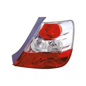 VAN WEZEL  2550932 Combination Rearlight
