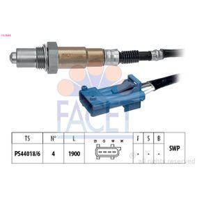 Lambdasonde Kabellänge: 450mm mit OEM-Nummer 39210-39010