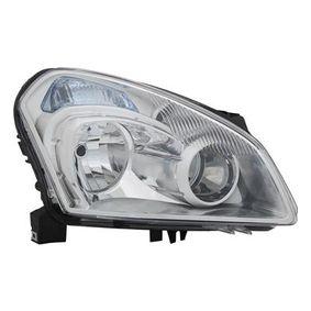 2009 Nissan Qashqai j10 1.6 Headlight 3388962