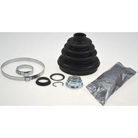 SPIDAN  26214 Bellow Set, drive shaft Height: 83,00mm, Inner Diameter 2: 22,00mm, Inner Diameter 2: 84,00mm