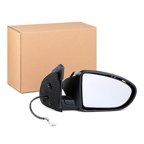 Side Mirror VAN WEZEL 3388818 expert knowledge