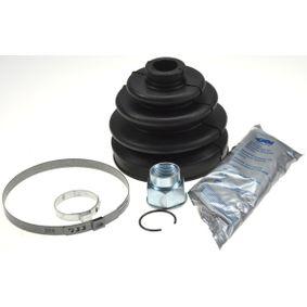SPIDAN  21163 Bellow Set, drive shaft Height: 94,00mm, Inner Diameter 2: 23,00mm, Inner Diameter 2: 96,00mm