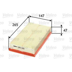 Filtro de aire Nº de artículo 585010 120,00€