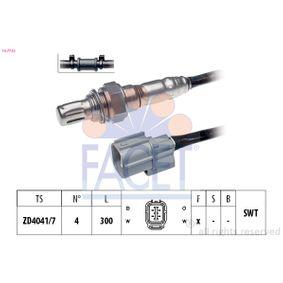 Lambdasonde Kabellänge: 300mm mit OEM-Nummer 36531RLCJ01