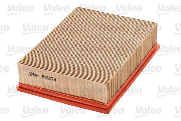 Luftfilter VALEO 585074 Bewertung