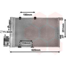Kondensator, Klimaanlage Art. Nr. 37005251 120,00€
