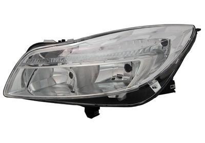 VAN WEZEL  3850961 Hauptscheinwerfer für Fahrzeuge mit Leuchtweiteregelung (elektrisch), für Rechtsverkehr