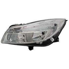 Hauptscheinwerfer für Fahrzeuge mit Leuchtweiteregelung (elektrisch), für Rechtsverkehr mit OEM-Nummer 1216740