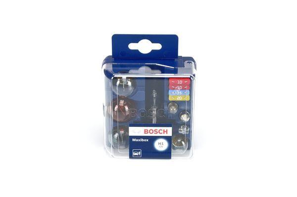 Sortiment, Glühlampen 1 987 301 112 BOSCH H1Maxibox in Original Qualität