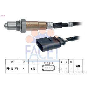 Lambdasonde Kabellänge: 650mm mit OEM-Nummer 03D 906 265B