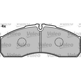 Bremsbelagsatz, Scheibenbremse Breite 1: 164,6mm, Höhe 1: 67,9mm, Dicke/Stärke 1: 20mm mit OEM-Nummer 50 0184 4748