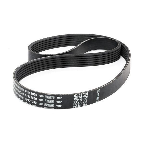 Poly V-Belt 1 987 946 240 BOSCH 6PK1050 original quality