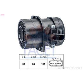 FACET Luftmassenmesser 10.1191 für AUDI A4 (8E2, B6) 1.9 TDI ab Baujahr 11.2000, 130 PS
