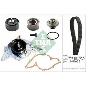 Wasserpumpe + Zahnriemensatz mit OEM-Nummer 078 109 244 J