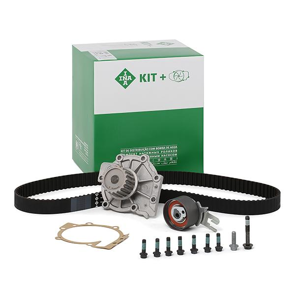 Timing belt kit and water pump 530 0582 30 INA 530 0582 30 original quality