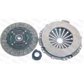 Kupplungssatz F1R112NX CLIO 2 (BB0/1/2, CB0/1/2) 1.5 dCi Bj 2012