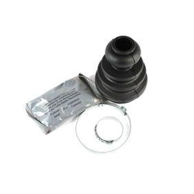 Faltenbalgsatz, Antriebswelle Höhe: 102mm, Innendurchmesser 2: 24mm, Innendurchmesser 2: 56mm mit OEM-Nummer 701498201