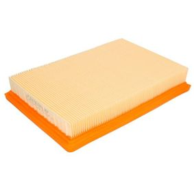 Air Filter Length: 255mm, Width: 174mm, Height: 40mm, Length: 255mm with OEM Number 28113-2D000
