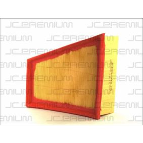 Air Filter Length: 214mm, Width 1: 218mm, Width 2 [mm]: 127mm, Height: 80mm, Length: 214mm with OEM Number 6Q0129620B