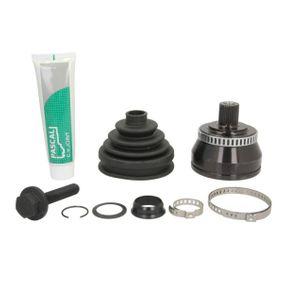 Antriebswellengelenk VW PASSAT Variant (3B6) 1.9 TDI 130 PS ab 11.2000 PASCAL Gelenksatz, Antriebswelle (G1A043PC) für