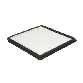 Filter, Innenraumluft Länge: 217mm, Breite: 210mm, Höhe: 17,5mm mit OEM-Nummer 6447-SR