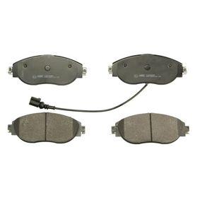 Brake Pad Set, disc brake Article № C1W068ABE £ 140,00