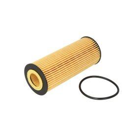 Ölfilter Ø: 57mm, Innendurchmesser 2: 9,5mm, Innendurchmesser 2: 27mm, Höhe: 90mm mit OEM-Nummer A266 180 00 09