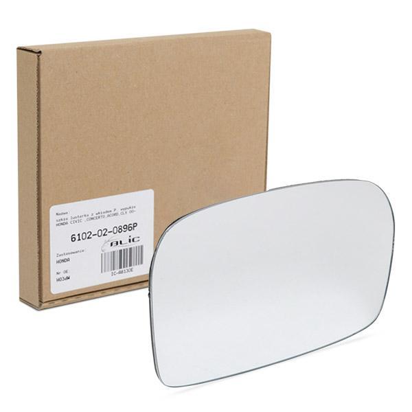 Mirror Glass 6102-02-0896P BLIC 6102-02-0896P original quality