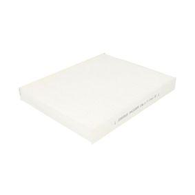 Filter, Innenraumluft Länge: 255mm, Breite: 199mm, Höhe: 31mm mit OEM-Nummer 6447-FF