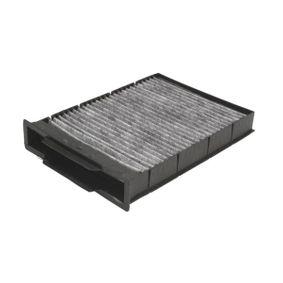 Filter, Innenraumluft Art. Nr. B4R023CPR 120,00€