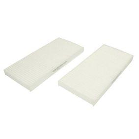 Filter, Innenraumluft Länge: 219mm, Breite: 266mm, Höhe: 20mm mit OEM-Nummer 6808622