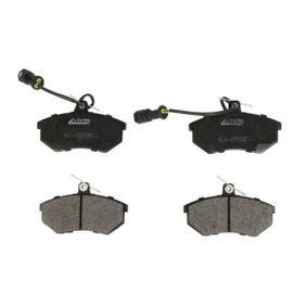 Regulador de Presión de Combustible SUZUKI BALENO Fastback (EG) 1.6 i 16V 4x4 de Año 07.1995 98 CV: Juego de pastillas de freno (C18023ABE) para de ABE