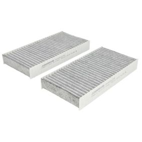 Filter, interior air with OEM Number 80292-S6D-G01