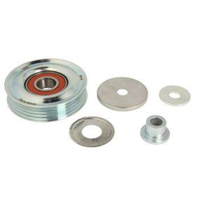Deflection / Guide Pulley, v-ribbed belt Ø: 72mm with OEM Number 38942P01003