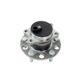 Kit cuscinetto ruota H25056BTA ASX (GA_W_) 1.6 LPG ac 2013