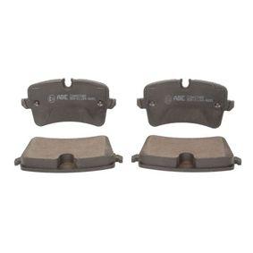 Kit de plaquettes de frein, frein à disque N° de référence C2A007ABE 120,00€