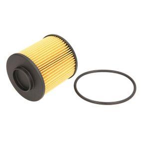 Filtro de aceite Ø: 71,5mm, Diám. int. 2: 26mm, Diám. int. 2: 25,5mm, Altura: 83mm con OEM número 1109 Z5