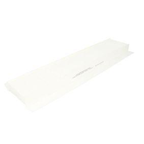 Filter, Innenraumluft Länge: 224mm, Breite: 235mm, Höhe: 30mm mit OEM-Nummer 80292 SDA A01