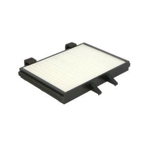 Filter, Innenraumluft Länge: 25mm, Breite: 158mm, Höhe: 216mm mit OEM-Nummer MR 360889