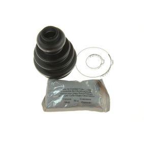 PASCAL  G6W030PC Faltenbalgsatz, Antriebswelle Höhe: 104mm, Innendurchmesser 2: 23mm, Innendurchmesser 2: 57mm