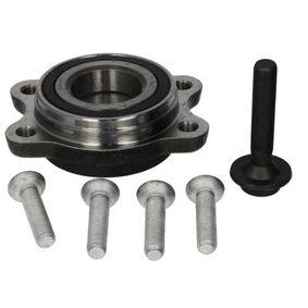 Wheel Bearing Kit Ø: 134mm, Inner Diameter: 47mm with OEM Number 4E0 498 625B