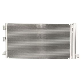 Condenser, air conditioning KTT110198 PANDA (169) 1.2 MY 2021