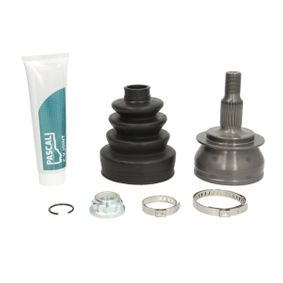 Joint Kit, drive shaft Int. teeth. wheel side: 25 with OEM Number 1693601572