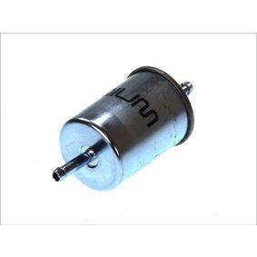Kraftstofffilter Höhe: 140mm mit OEM-Nummer 1567-79