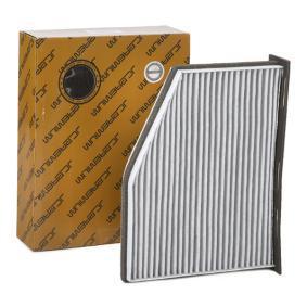 Filter, Innenraumluft mit OEM-Nummer 1K1819653B