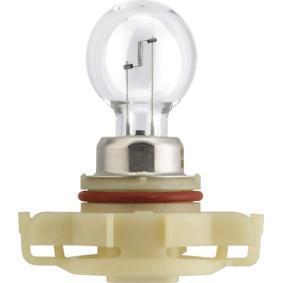 Bulb 12V 24W, PSX24W, PG20/7 12276C1